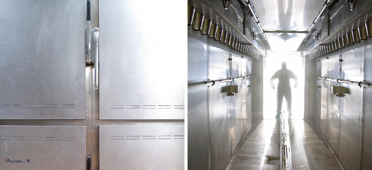conoce los usos de la cámara frigorífica