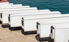 Contenedores refrigerados: tipos y aplicaciones