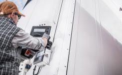 Consejos para conducir un camión en verano