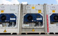 ¿Qué es y cómo funciona un contenedor reefer?